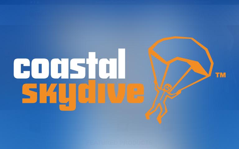 Myadd Digital Client Coastal Skydive