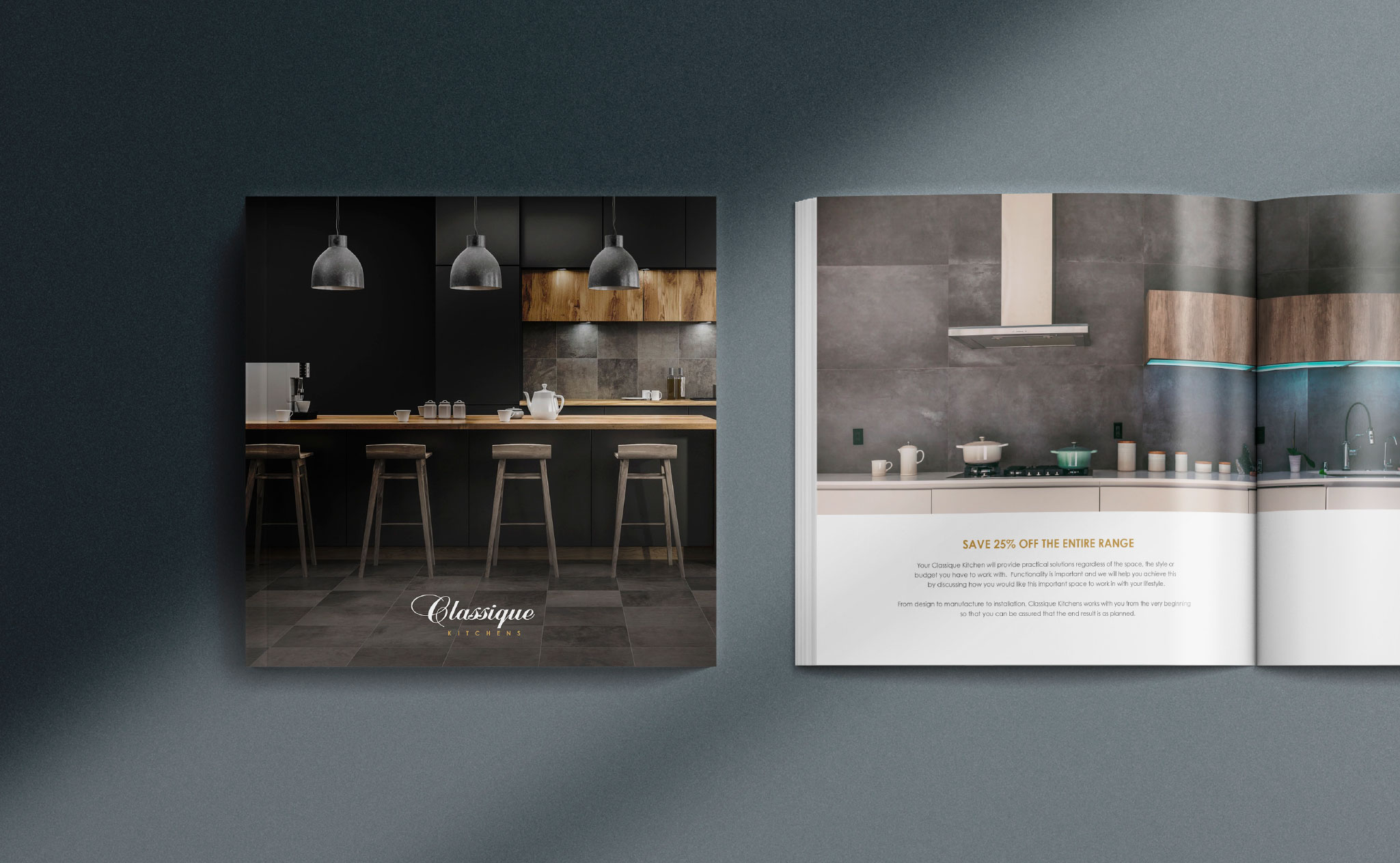 kitchen brochure