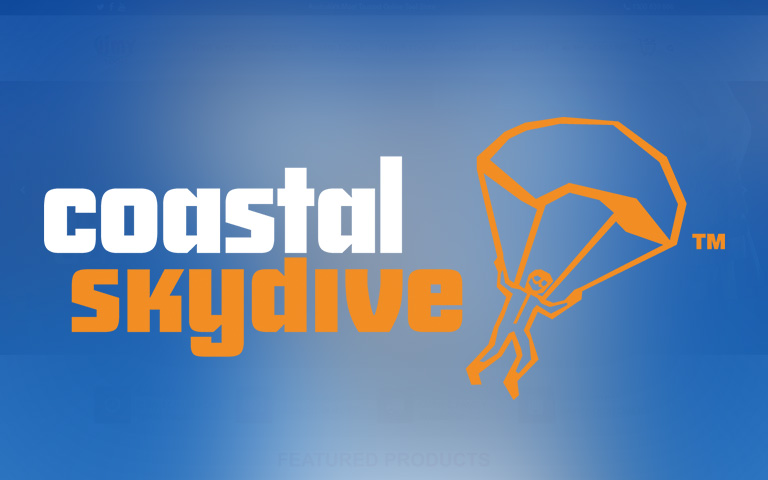 Myadd Digital Client Coastal Skydive